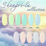 PASTELS / SHANGRI-LA COLLECTION