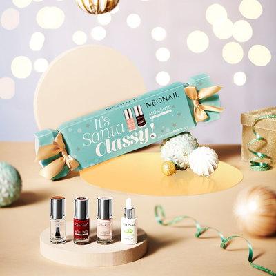 x Santa Says - Classy Nailpolish Set