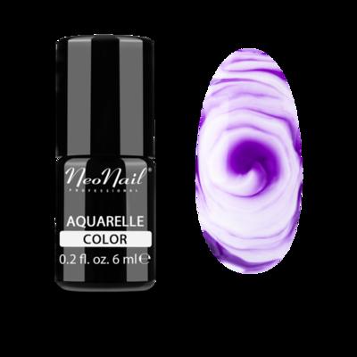 Purple Aquarelle