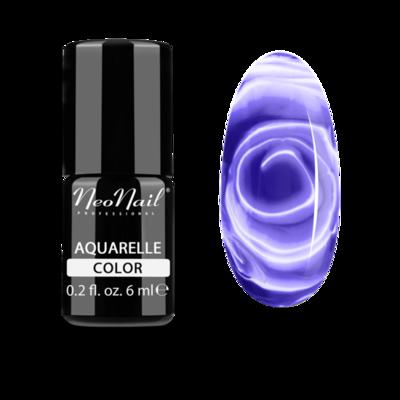 Violet Aquarelle