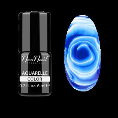 Navy Aquarelle