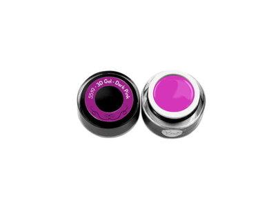 Plastelina 3D gel - Dark Pink