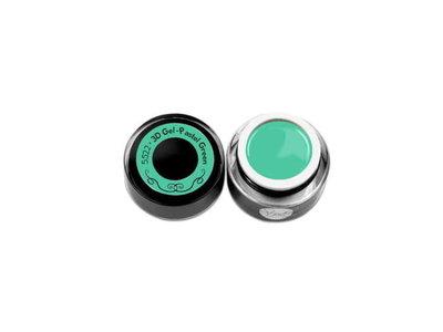 Plastelina 3D gel - Pastel Green
