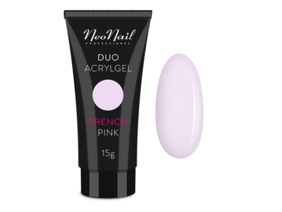 Duo AcrylGEL 15 ml - French Pink