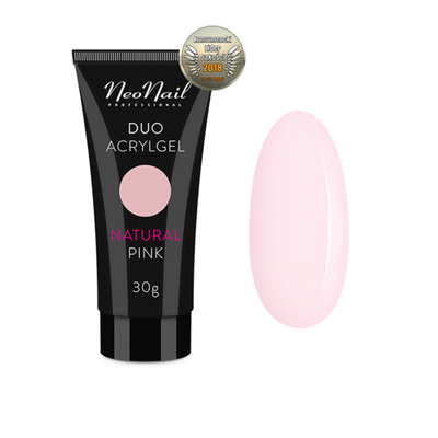 Duo AcrylGEL 30 ml - Natural Pink