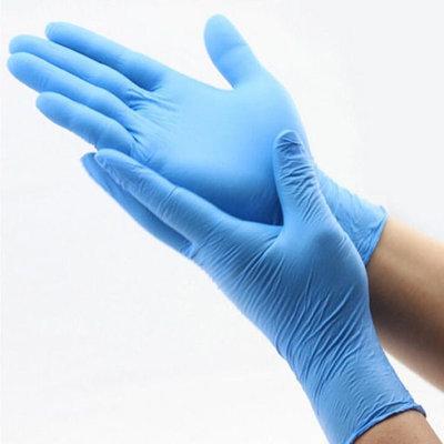 Nitryl Handschoenen - Gloves - Blue