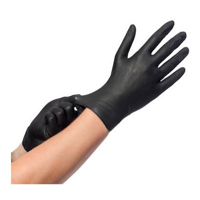 Nitryl Handschoenen - Gloves - Black