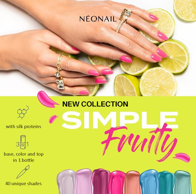 SIMPLE - Fruity Collection