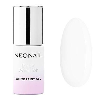Baby Boomer - White Paint Gel 6.5 ml