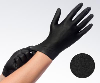 Nitryl - Gloves - Black M