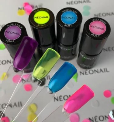 Glass Gels - Paradise collection