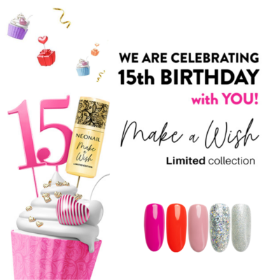 Make A Wish collection + FREE GIFT